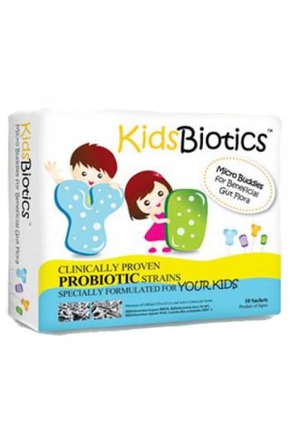 Kids Biotics Probiotics 30's FOC 10's