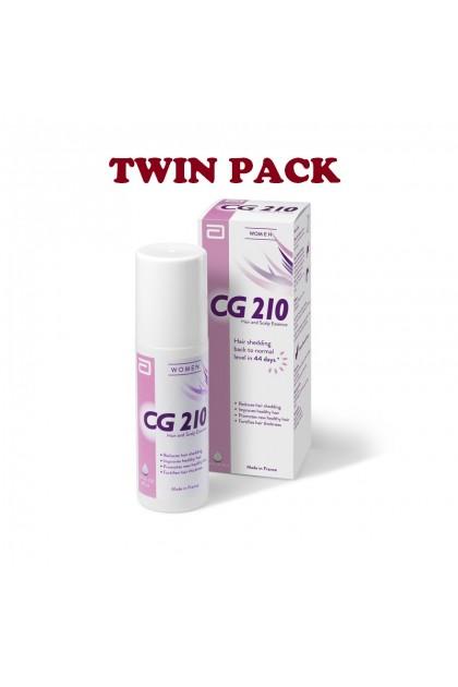 Abbott CG210 Hair Treatment Women 2 x 80ml
