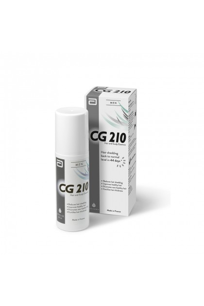 Abbott CG210 Hair Treatment Men 80ml