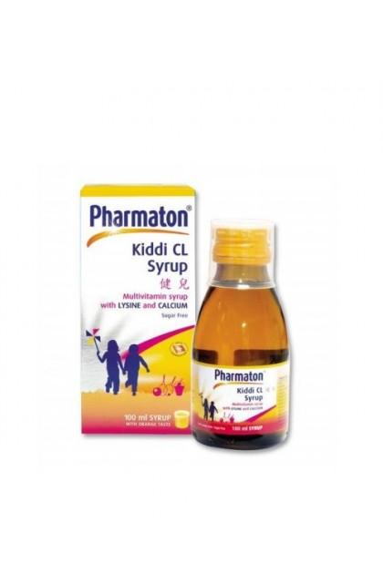 Pharmaton Kiddi Cl Syrup (100ml)
