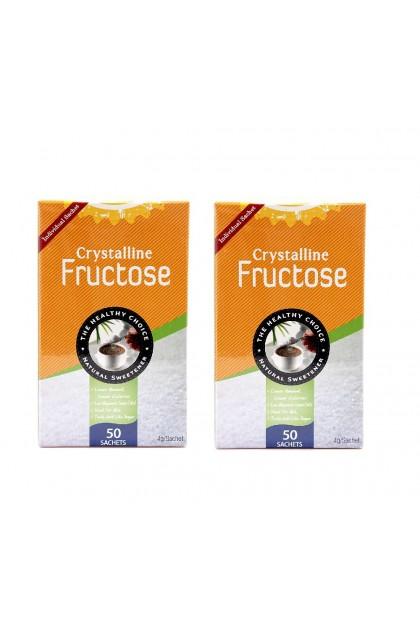 Fine Foods Crystalline Fructose (2 x 50's)