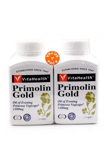 VitaHealth Primolin Gold 1300mg (2 x 150's)