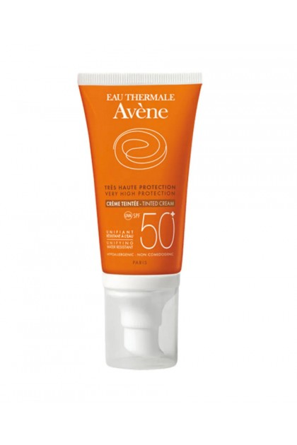 Avene Very High Protection Tinted Cream SPF50 (50ml)
