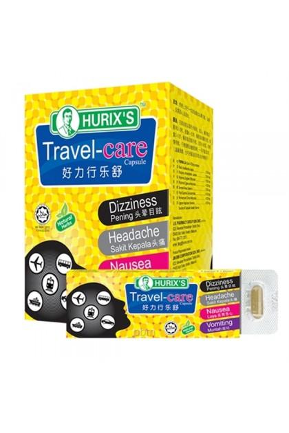 Hurix's Travel-Care Capsule (6's)