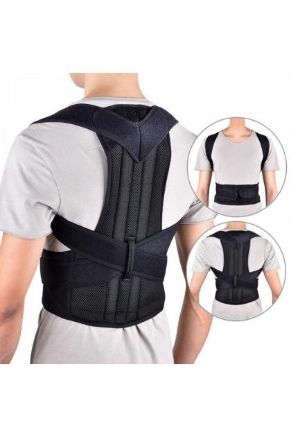 Posture Support Back Spine Shoulder Corrector Pain Therapy Sokong Tulang Belakang