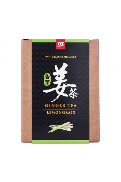 GINGER TEA SACHET 15G - ORIGINAL/ LEMONGRASS (TYT Food)