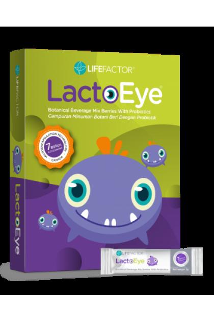 LifeFactor LactoEye (Life Factor) 21 sachets
