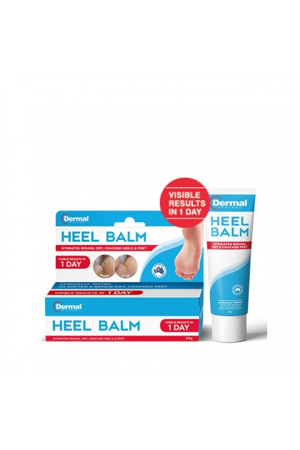 Dermal Therapy Heel Balm 50g